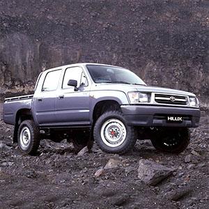 Toyota Hilux 4x4 IFS (-> 1997)