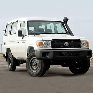 Toyota LC J71/74/78/79 (1999 -> с пружини)